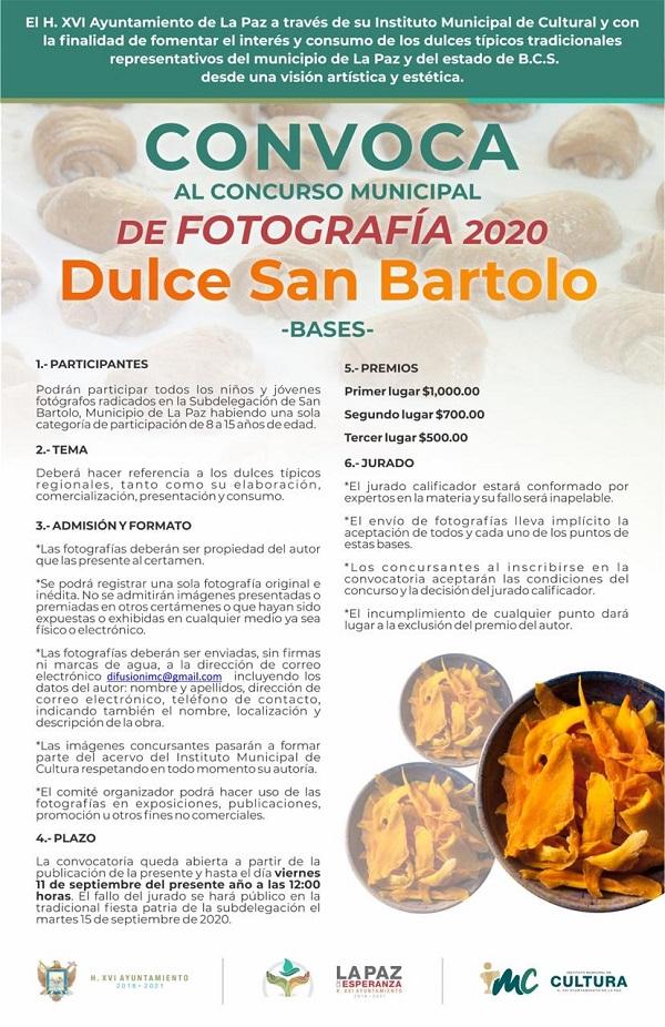 DULCE SAN BARTOLO