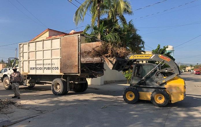 03 Continúa el mejoramiento de la imagen urbana en San José del Cabo (2)