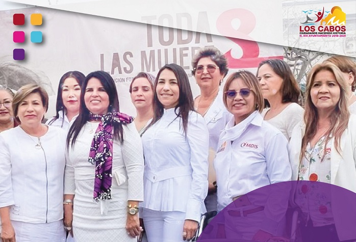 01 Armida Castro avanza en la Paridad de Género_ importantes cargos son ocupados por mujeres para garantizar equilibrio en la toma de decisiones