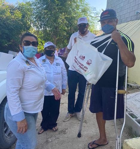 05 Subdelegados de Los Cabos siempre atentos a las peticiones de la ciudadanía- Olga Ortegón 1